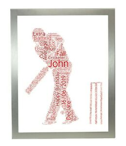 Personalised-Word-Art-Print-Cricket-Player-Birthday-Fathers-Day-Christmas-Gifts