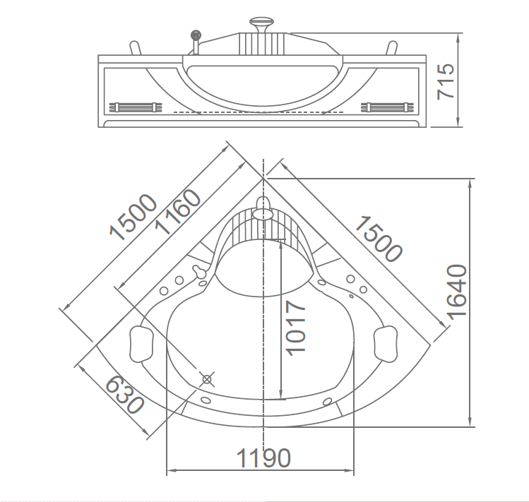 Diagram Of Ground Hot Tub