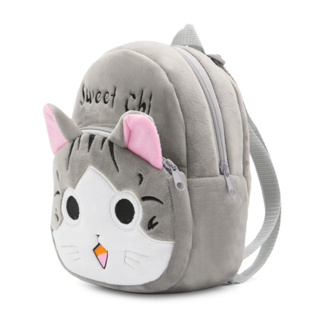 Kids cartoon Chi s Sweet Home Cat backpack kindergarten children cute school  bag 7e722239cb