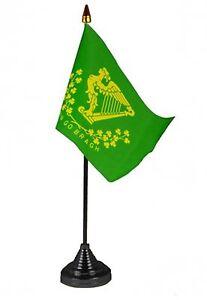 "Easter Rising Irish Republic Small Hand Waving Flag 6/"" x 4/"""