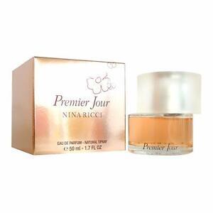 Detalles de Nina Ricci Premier Jour 50ml1.6 oz Eau de Parfum Perfume Para Mujeres Original ver título original