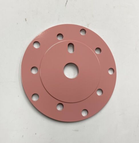 OLD SCHOOL BMX NEW ALUMINUM POWER DISC CHAINRING ADAPTER 110 //130 HUTCH PINK