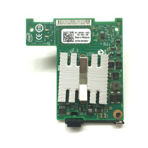 DELL INTEL X520 10GBE DUAL PORT MEZZANINE NETWORK ADAPTER 8F6NV 08F6NV