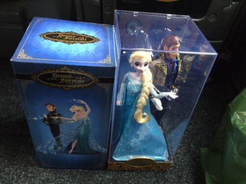COLLEZIONE Disney Fairytale Elsa Hans /& da congelato Set in edizione limitata bambola