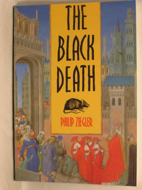 The Black Death (Sutton Illustrated History Paperbacks), Ziegler, Philip, Excell