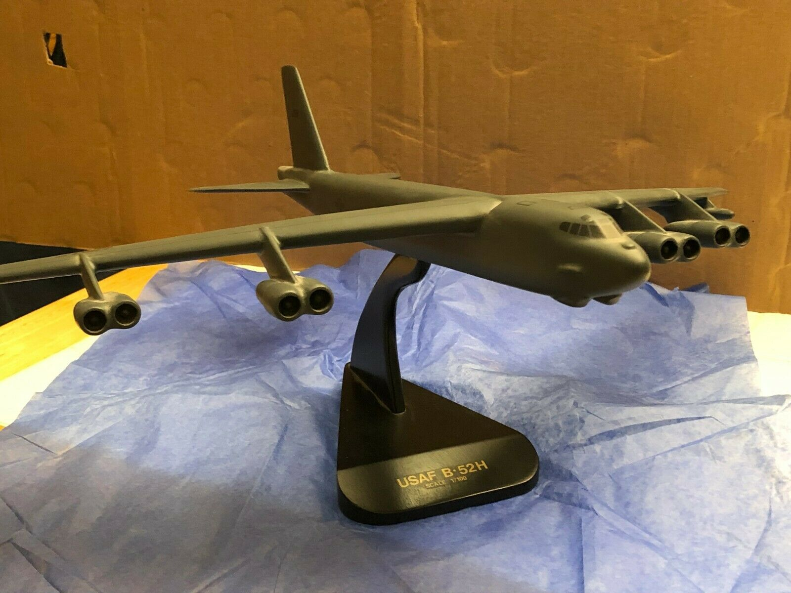US Air Force B-52H 1 100 Scale Model Plane
