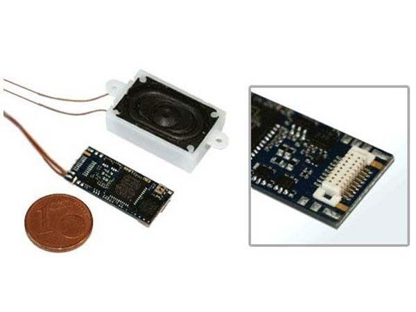ESU Loksound micro V4.0 Blank Next 18 Sound Decoder 54898 - Free Shipping