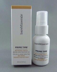 Bare-Minerals-Prime-Time-BB-Primer-Cream-Full-Size-30ml-New-in-Box-Escentuals