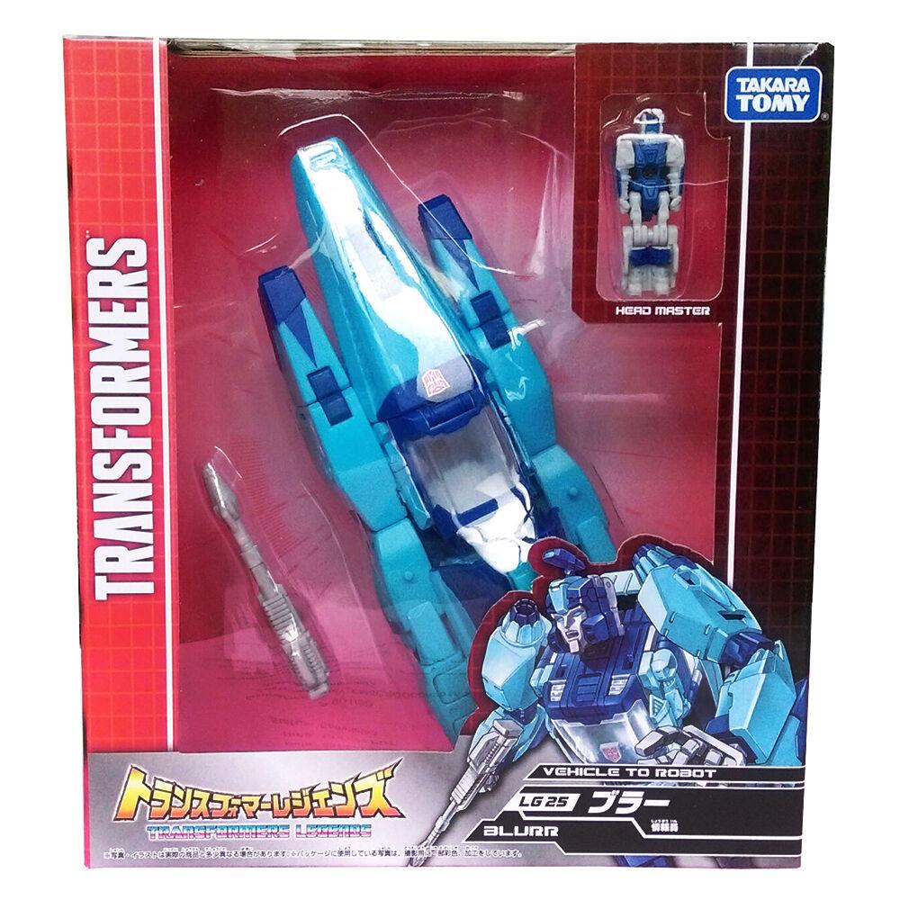 Transformers TAKARA TOMY Legends Action Figure LG-25 BLURR NUOVO
