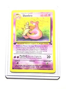 SLOWBRO-43-62-1st-Edition-Fossil-Uncommon-Pokemon-Card-NM