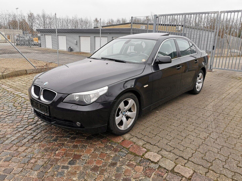 BMW 525d 2,5 Steptr. 4d