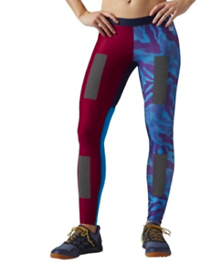 Reebok  Ladies Crossfit Compression Kevlar Tights AX9293 rrp  free delivery and returns