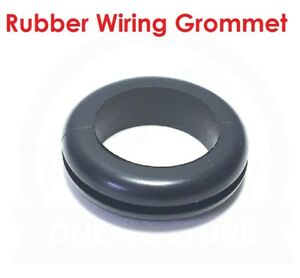 Groovy Quality Rubber Grommets Wiring M12 M20 Black Hole Glands Electrical Wiring Database Gramgelartorg