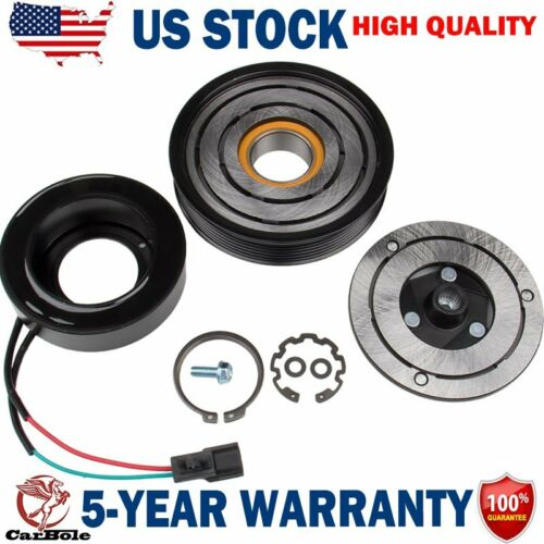 A//C Compressor Clutch Kit Fit Nissan Altima Sentra 2007 2008 2009 2010 2011 2012