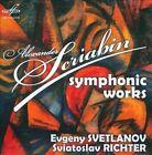 Alexander Scriabin: Symphonic Works (CD, Nov-2012, 4 Discs, Melodiya)
