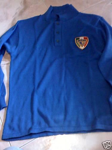 Maglia  XL Nazionale Italiana Basket FIP anni 80