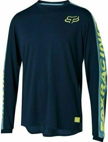Men/'s FOX Ranger DR LS Jersey SP20 Long Sleeve Dri Release Mountain Bike MTB Top