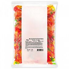 Albanese Candy, Mini Assorted Fruit Gummi Worms, 5pound Bag