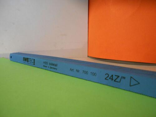 HSS Sägeblatt 24Z 30cm Nr 700100 IWETEC