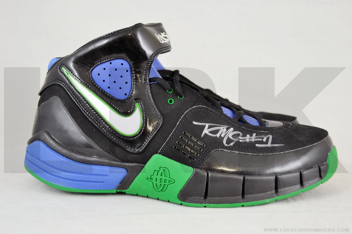 Nike huarache elite tbc rashad mccants giocatore esclusiva promo campione timberwolves