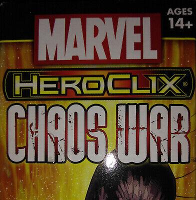 Marvel Heroclix Chaos War 040 Nick Fury Rare