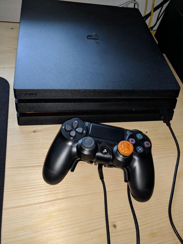 Playstation 4 Pro, Perfekt