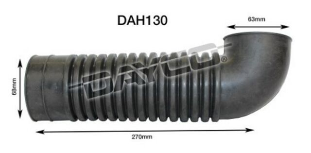 Dayco Air Intake Hose DAH130