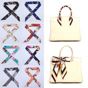 Scarf-Scarves-Popular-Accessories-Headband-Belt-Ribbon-Tied-1PC-New-Twilly-Lady