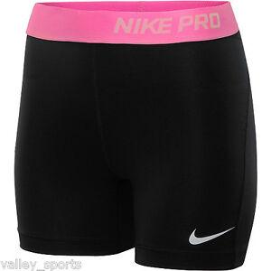 NIKE WOMENS PRO Dri Compression Shorts