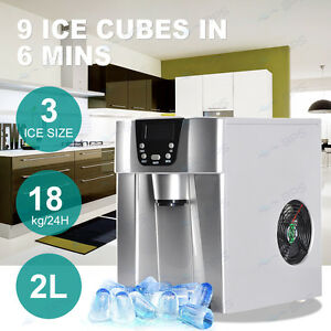 Charmant Image Is Loading Portable Cube Ice Maker Machine Home Business Automatic