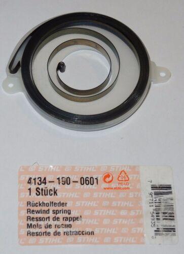 4134 Stihl Feder Starterfeder  FS 120 200 250 300 350 400 450 480 BT SP FR HT FT
