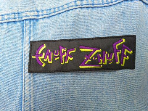 Kix Extreme Enuff Z Nuff embroidered patch hard rock white lion ratt poison kiss