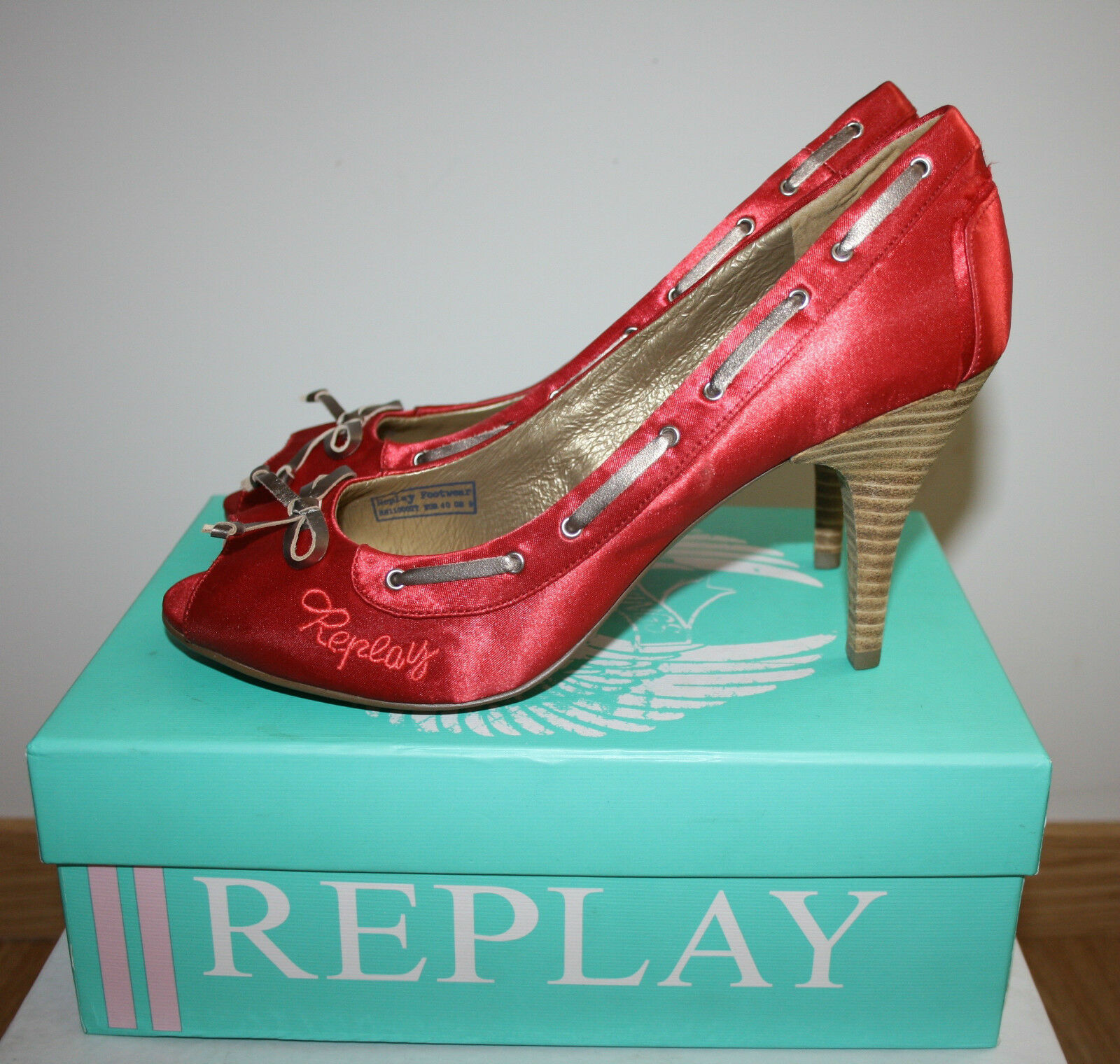 Man/Woman REPLAY sandalias  mujer  nuevos economical Excellent craft the most economical nuevos Speed refund 0d2c6e