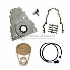 LS9 LS7 LS2 Cam Swap to LS1 LQ4 LQ9 Engine Timing Cover Conversion Kit 24X