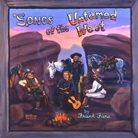 Frank Fara - Songs Of The Untamed West [new Cd] on Sale