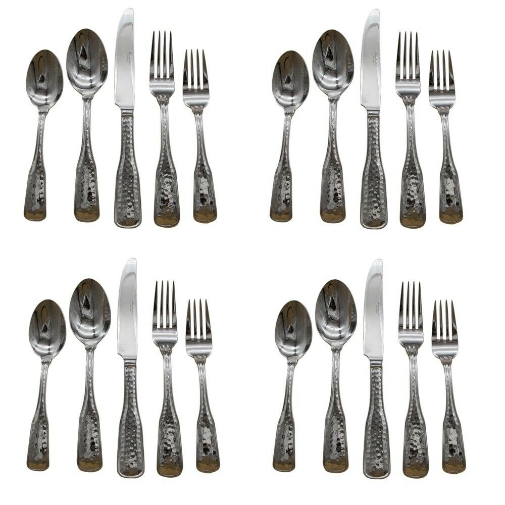 Williams Sonoma Provencal 20pc. Flatware Set by Reed & Barton (Service for 4)