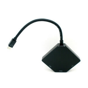 Mini-Displayport-Thunderbolt-DP-to-DVI-VGA-HDMI-Adapter-3-in1-for-MacBook-Air