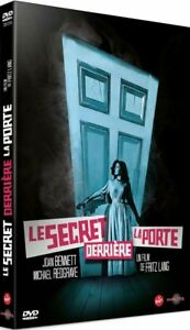 DVD-Le-Secret-derriere-la-Porte-Fritz-Lang-NEUF-sous-cellophane