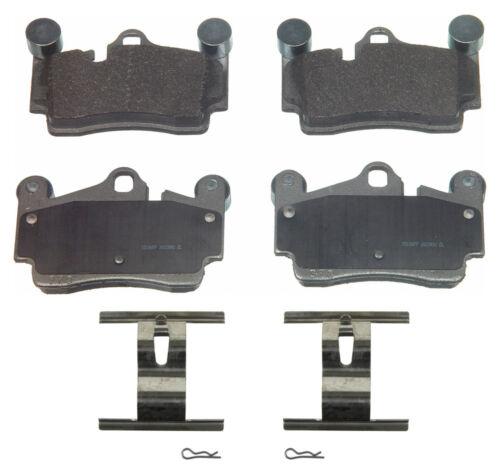 Wagner MX978A Rr Premium Semi Met Brake Pads