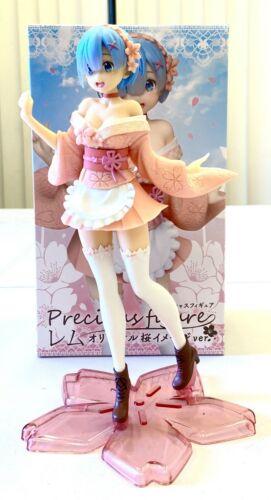 Re Zero Starting Life in Another World Precious Figure Rem Sakura Style TA98700
