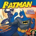 Feline Felonies : With Wonder Woman by John Sazaklis (2010, Paperback)