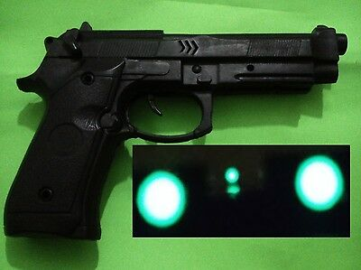 M9 plastic safe toy gun beretta m92f prop drama party hit cosplay costume swat