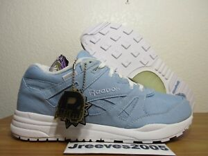 DS BEAMS x Reebok Ventilator Blue Oxford Sz 9 100% Authentic Retro ... 2e01eb15f6