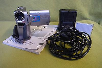 Camcorder - Canon Mv 4 - 40 X Digital Zoom - Funktionsfähig