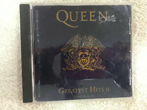 QUEEN-CD-GREATEST-HITS-II-LONG-PLAY-CD-RADIO-GA-GA-UK