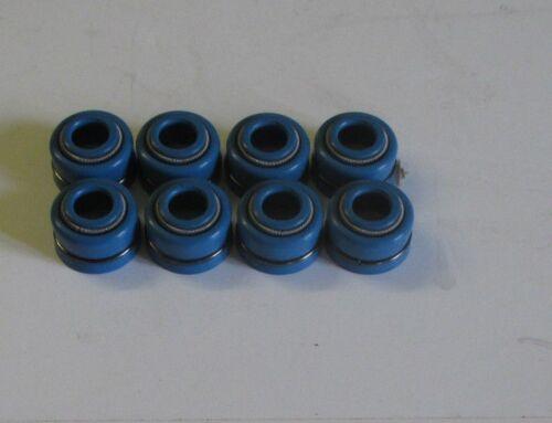 Honda GL1000 Goldwing 6.50 mm Viton Valve Stem seals set of 8 Blue is Best!
