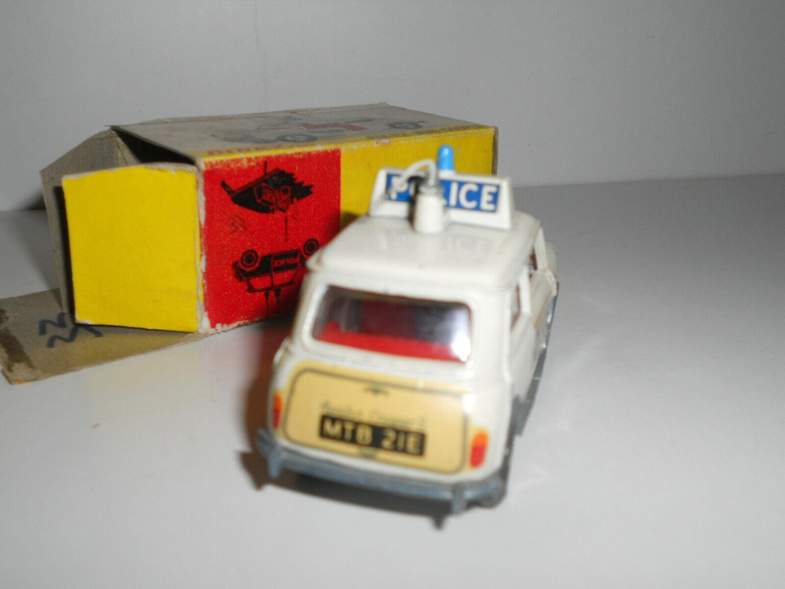 DINKY TOYS POLICE MINI MINI MINI COOPER N° 250 853015 4c1de6