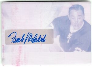 FRANK-MAHOVLICH-2019-20-Leaf-Ultimate-MAGENTA-PRINT-PLATE-AUTOGRAPH-Real-1-1