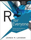 R for Everyone: Advanced Analytics and Graphics by Jared P. Lander (Paperback, 2013)