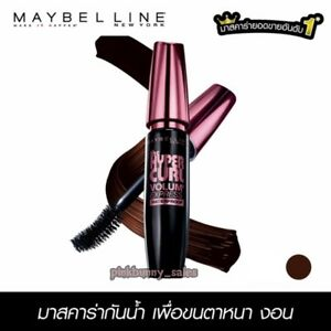 2e03afd042a Image is loading New-Maybelline-Volum-Express-Hypercurl -Waterproof-Eyelas-Women-